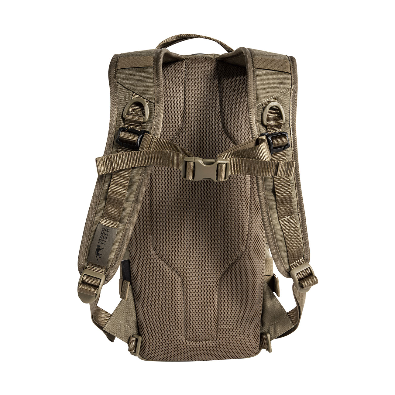 Tasmanian Tiger Tagesrucksack TT Essential Pack MKII coyote brown 9 Liter 3
