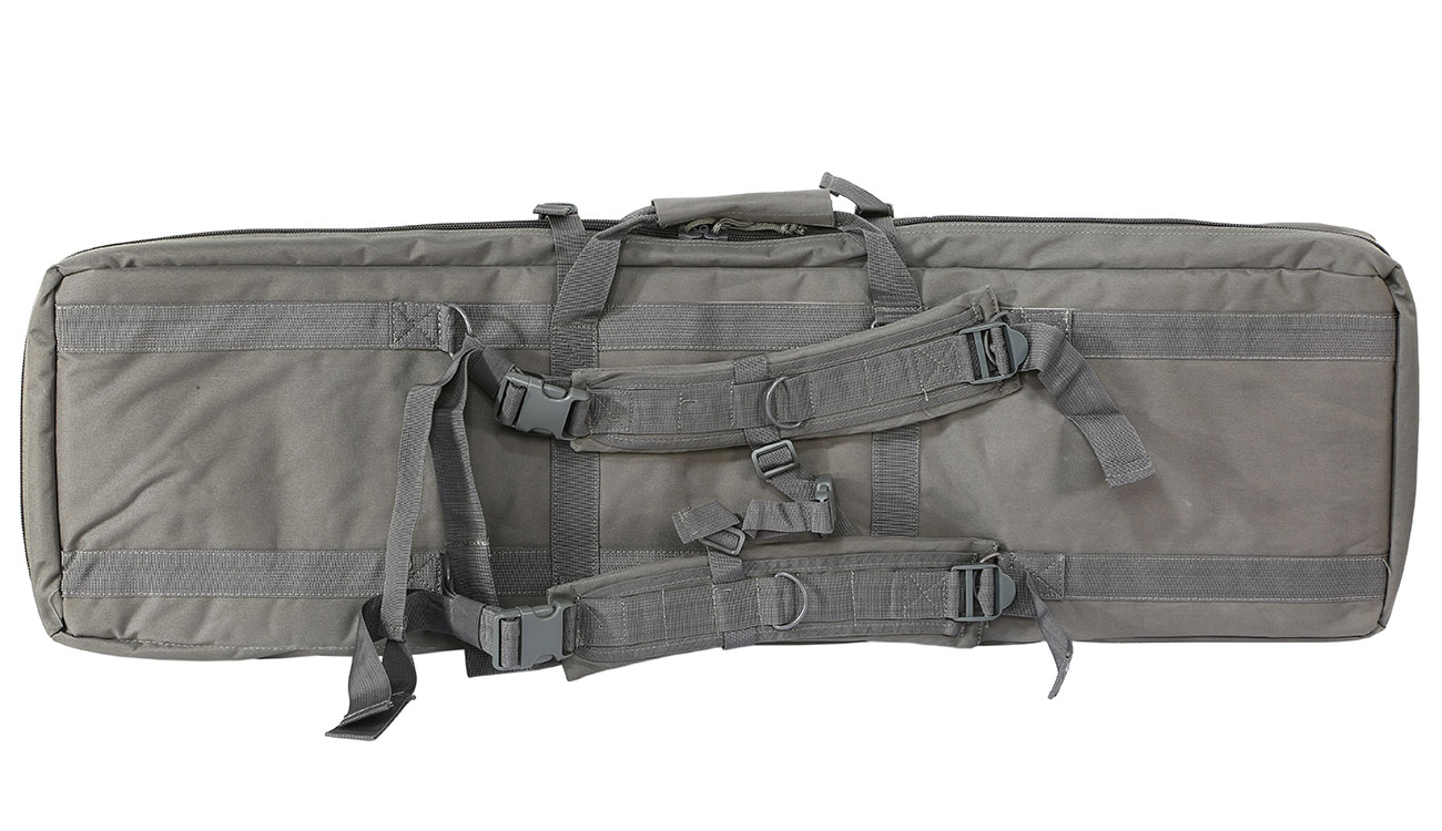Nuprol 42 Zoll / 108 cm PMC Deluxe Soft Rifle Bag / Gewehr-Futteral grau 3