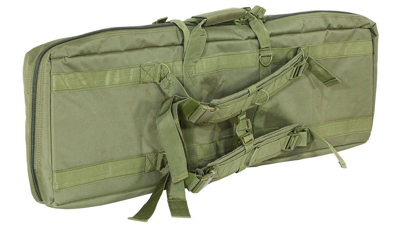 Nuprol 42 Zoll / 108 cm PMC Deluxe Soft Rifle Bag / Gewehr-Futteral oliv 1
