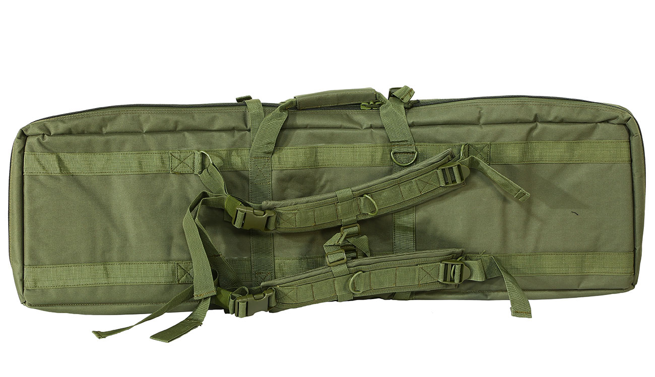 Nuprol 42 Zoll / 108 cm PMC Deluxe Soft Rifle Bag / Gewehr-Futteral oliv 3