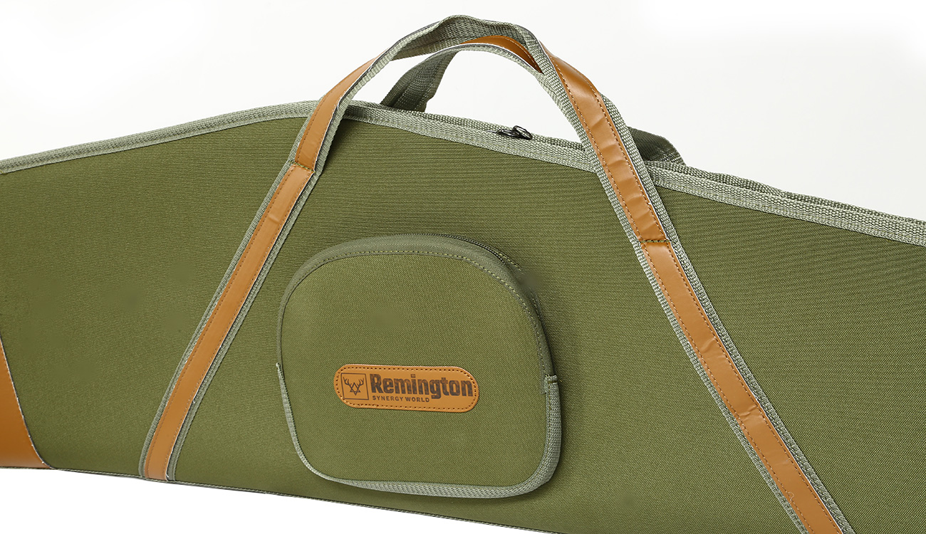 Remington Gewehrfutteral Scoped Rifle Case 123 cm grün 4