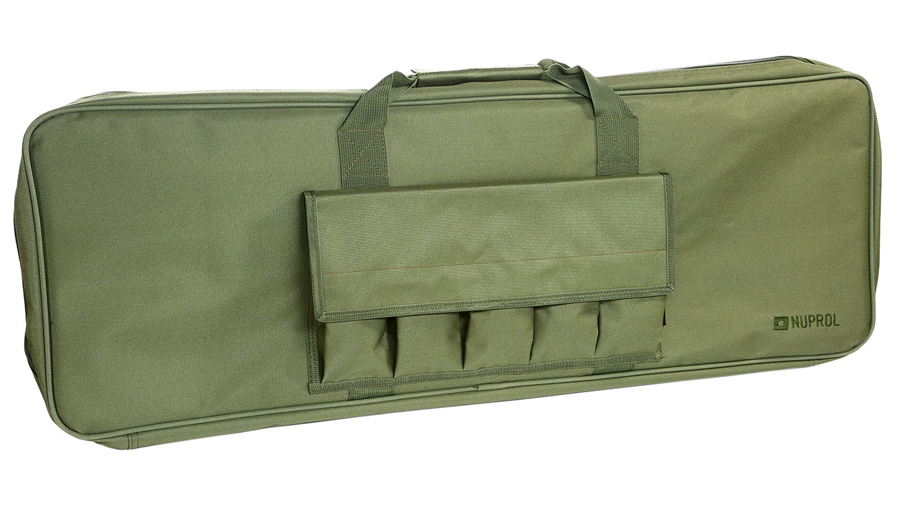 Nuprol 36 Zoll / 92 cm PMC Essentials Soft Rifle Bag / Gewehr-Futteral oliv 0