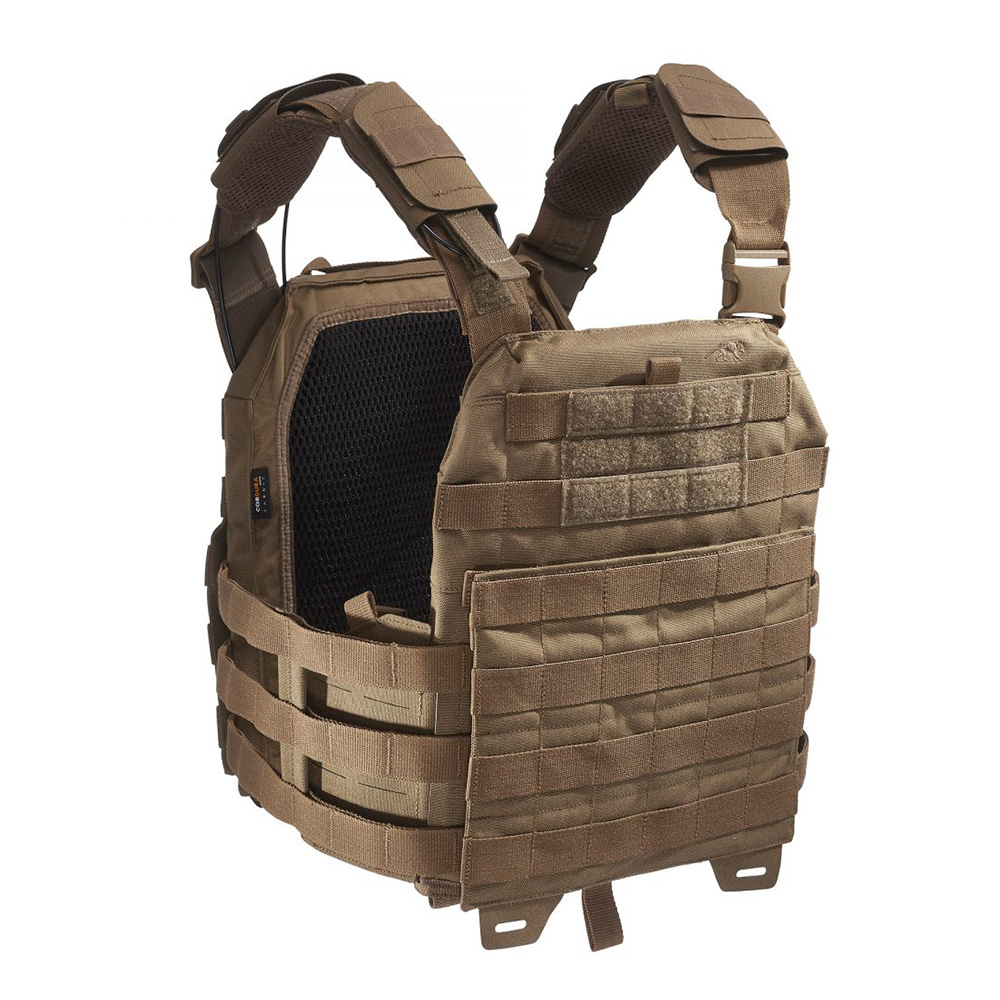 Tasmanian Tiger Plattenträger Plate Carrier MKIV coyote brown 0