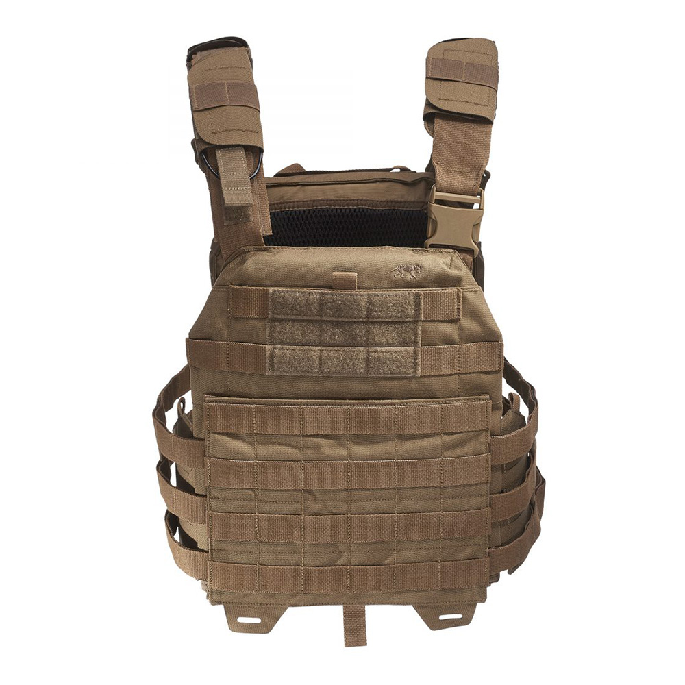 Tasmanian Tiger Plattenträger Plate Carrier MKIV coyote brown 1