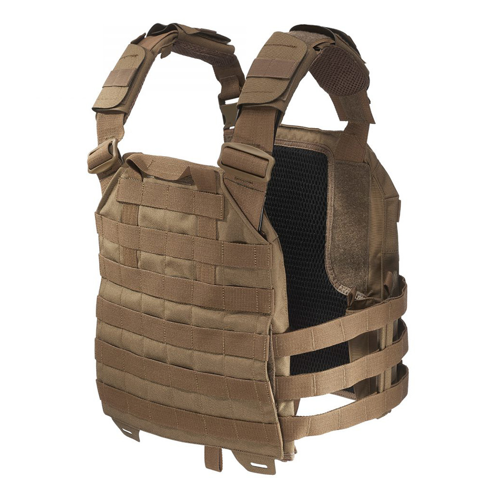 Tasmanian Tiger Plattenträger Plate Carrier MKIV coyote brown 2