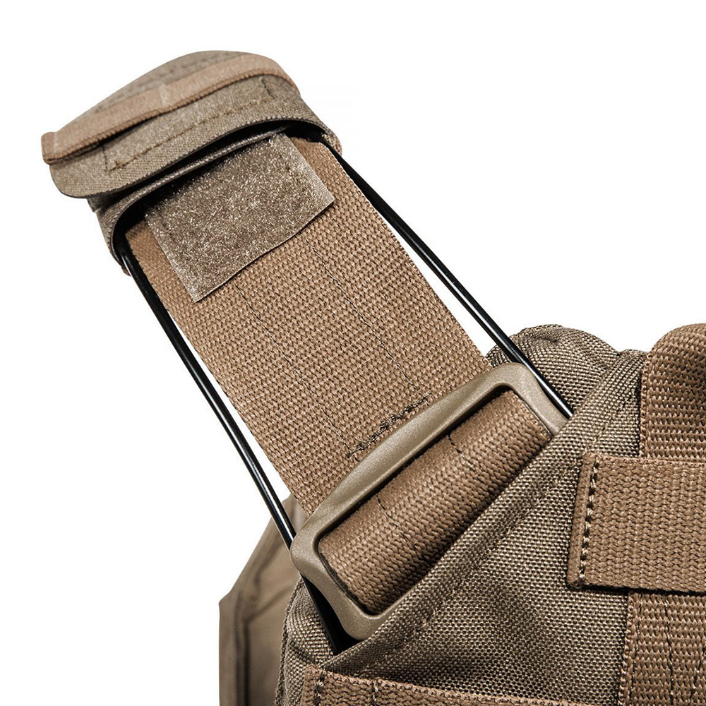 Tasmanian Tiger Plattenträger Plate Carrier MKIV coyote brown 5