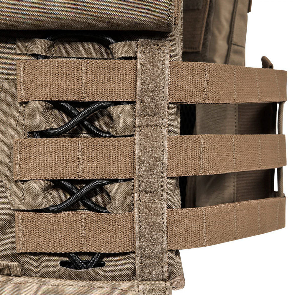 Tasmanian Tiger Plattenträger Plate Carrier MKIV coyote brown 6