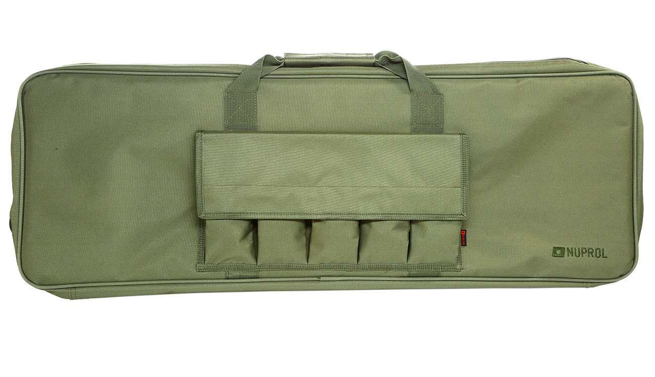 Nuprol 36 Zoll / 92 cm PMC Essentials Soft Rifle Bag / Gewehr-Futteral oliv 2