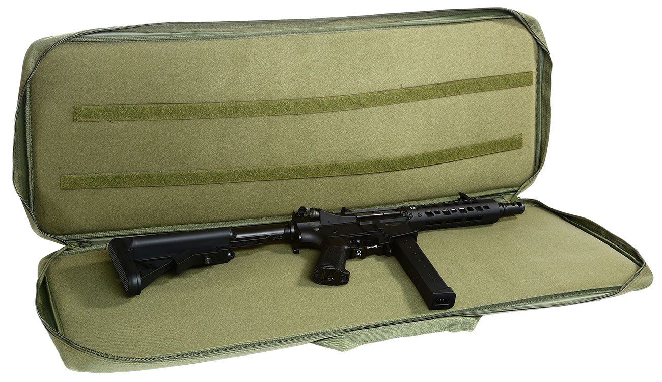 Nuprol 36 Zoll / 92 cm PMC Essentials Soft Rifle Bag / Gewehr-Futteral oliv 4