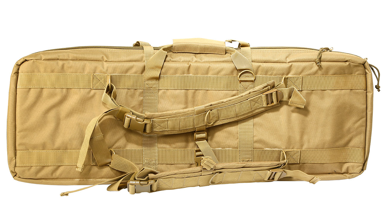 Nuprol 36 Zoll / 92 cm PMC Deluxe Soft Rifle Bag / Gewehr-Futteral tan 3