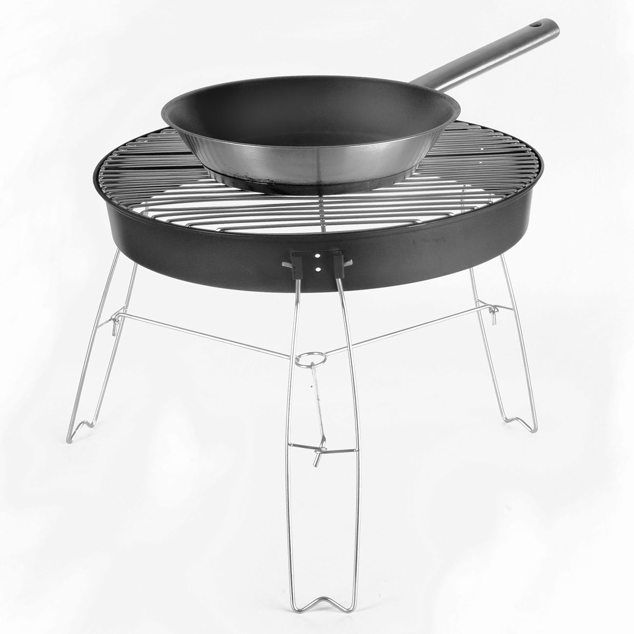 Pop Up Grill 38 cm 4