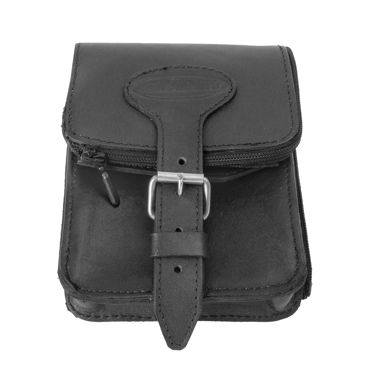 Basic Nature Gürteltasche Belt Safe 10 x 14 cm schwarz 0