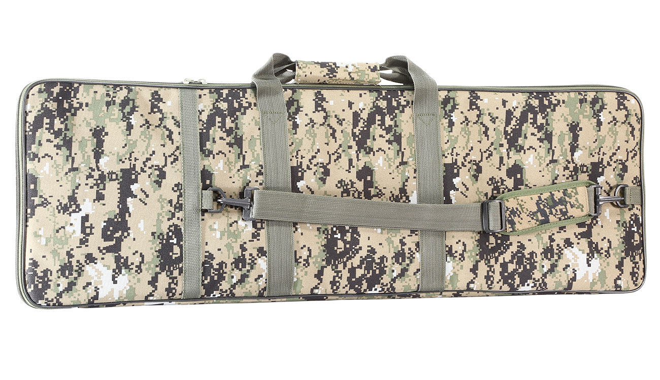 Fidragon 35 Zoll / 89cm Soft Rifle Bag / Waffenfutteral Digital Woodland 1