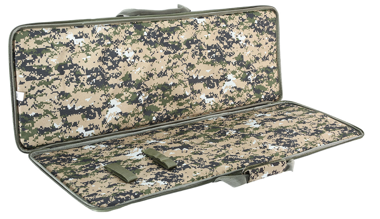 Fidragon 35 Zoll / 89cm Soft Rifle Bag / Waffenfutteral Digital Woodland 7