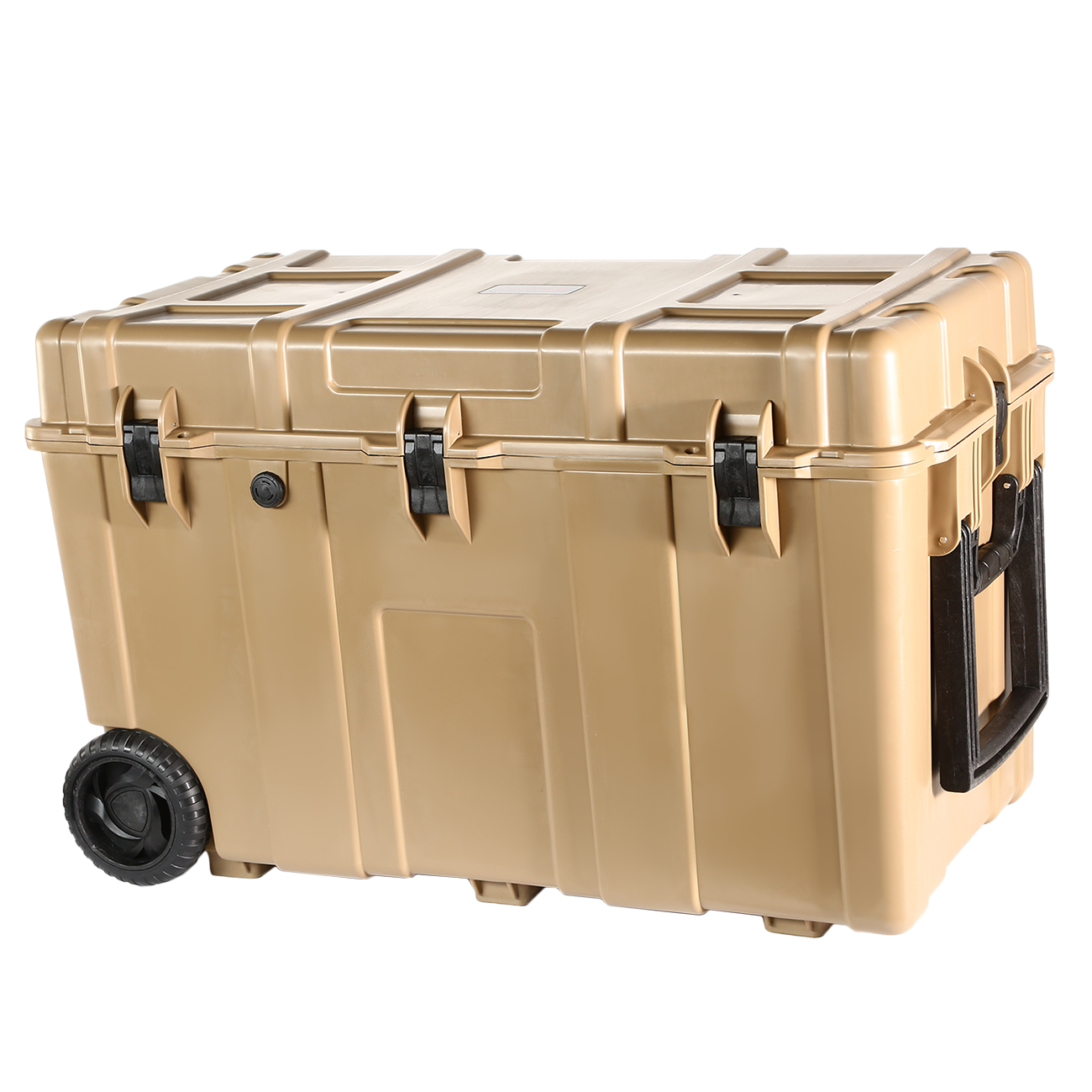 Nuprol Kit Box / Ultimate Hard Case Transport-Trolley 86 x 46 x 53 cm tan 0