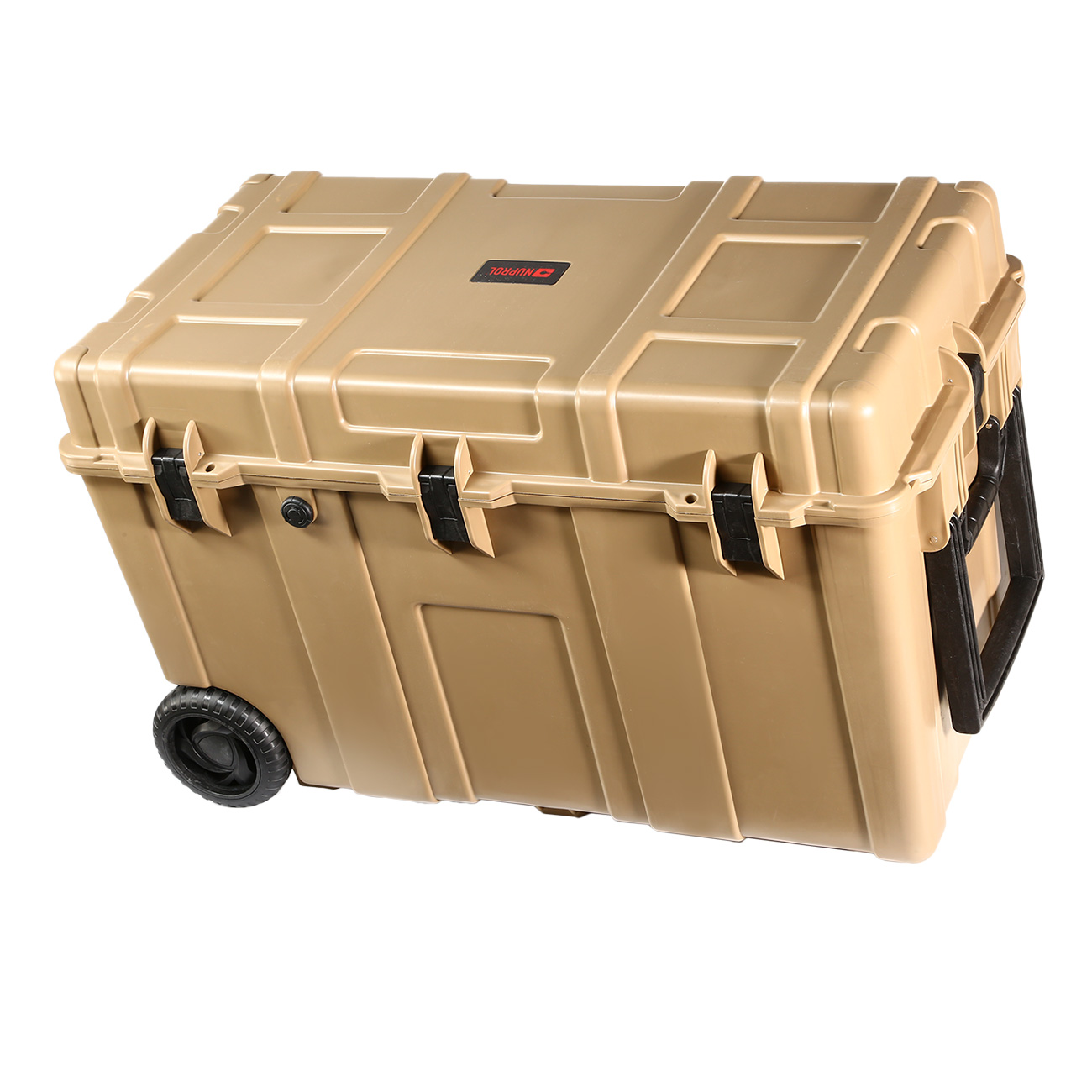 Nuprol Kit Box / Ultimate Hard Case Transport-Trolley 86 x 46 x 53 cm tan 4