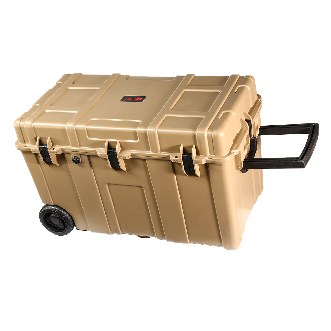 Nuprol Kit Box / Ultimate Hard Case Transport-Trolley 86 x 46 x 53 cm tan 5