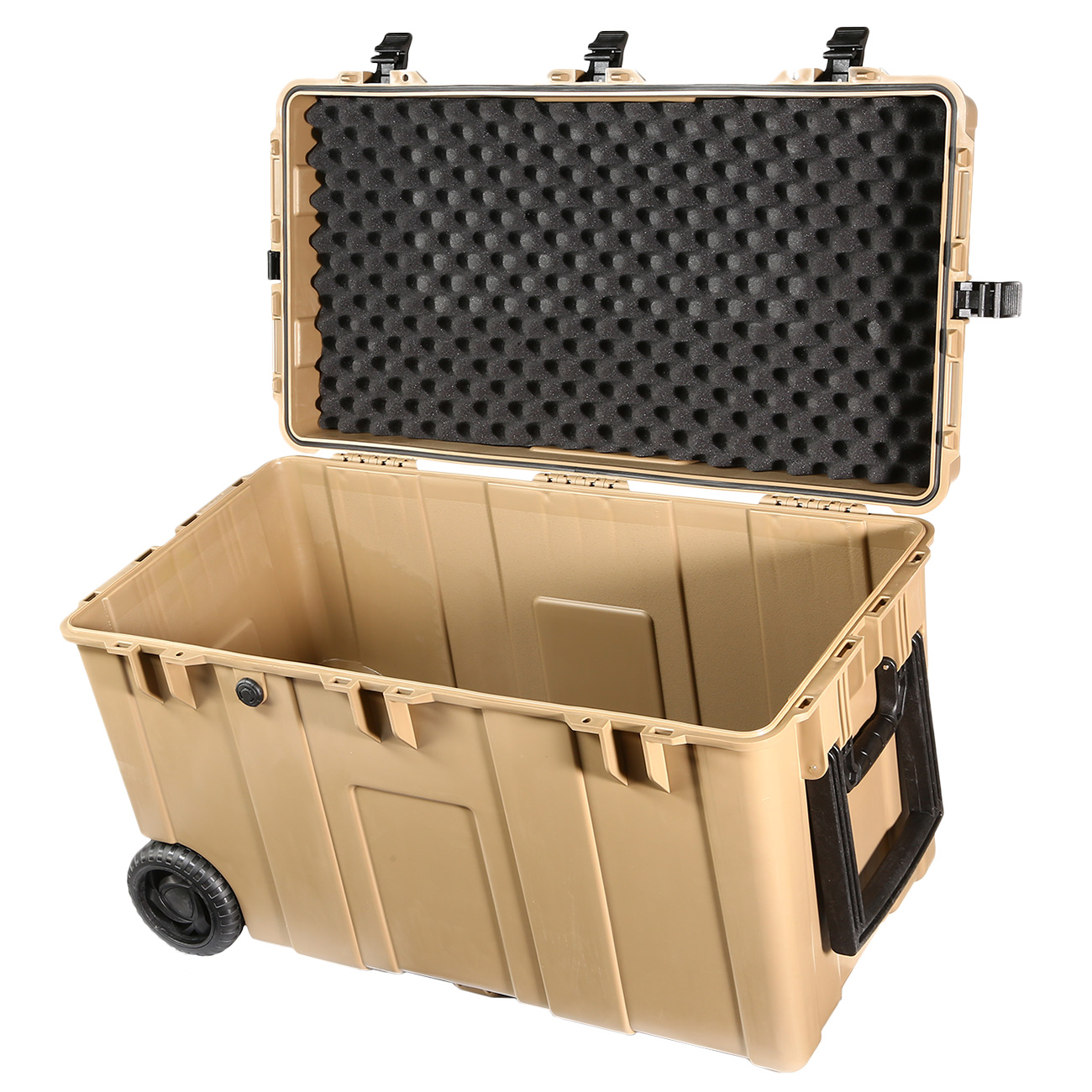 Nuprol Kit Box / Ultimate Hard Case Transport-Trolley 86 x 46 x 53 cm tan 7