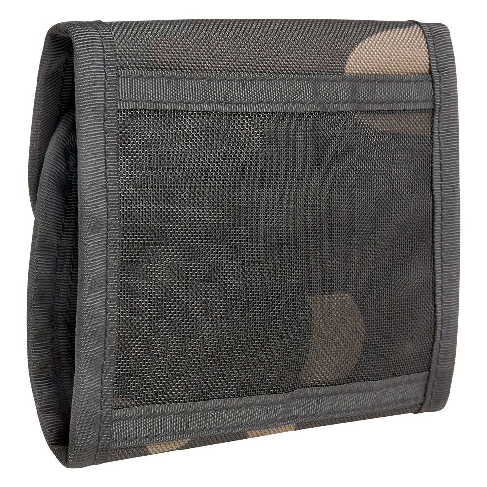 Brandit Geldbörse Wallet Five darkcamo 1