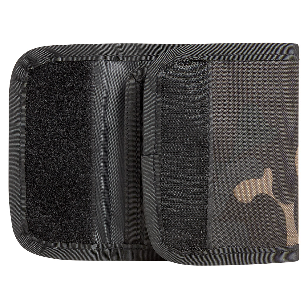 Brandit Geldbörse Wallet Five darkcamo 2