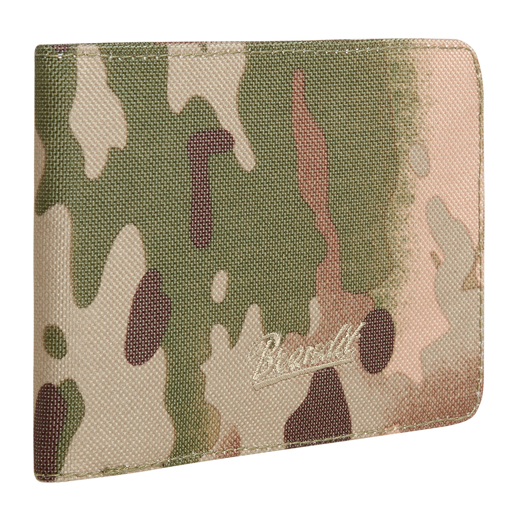 Brandit Geldbörse Wallet Four tactical camo 0