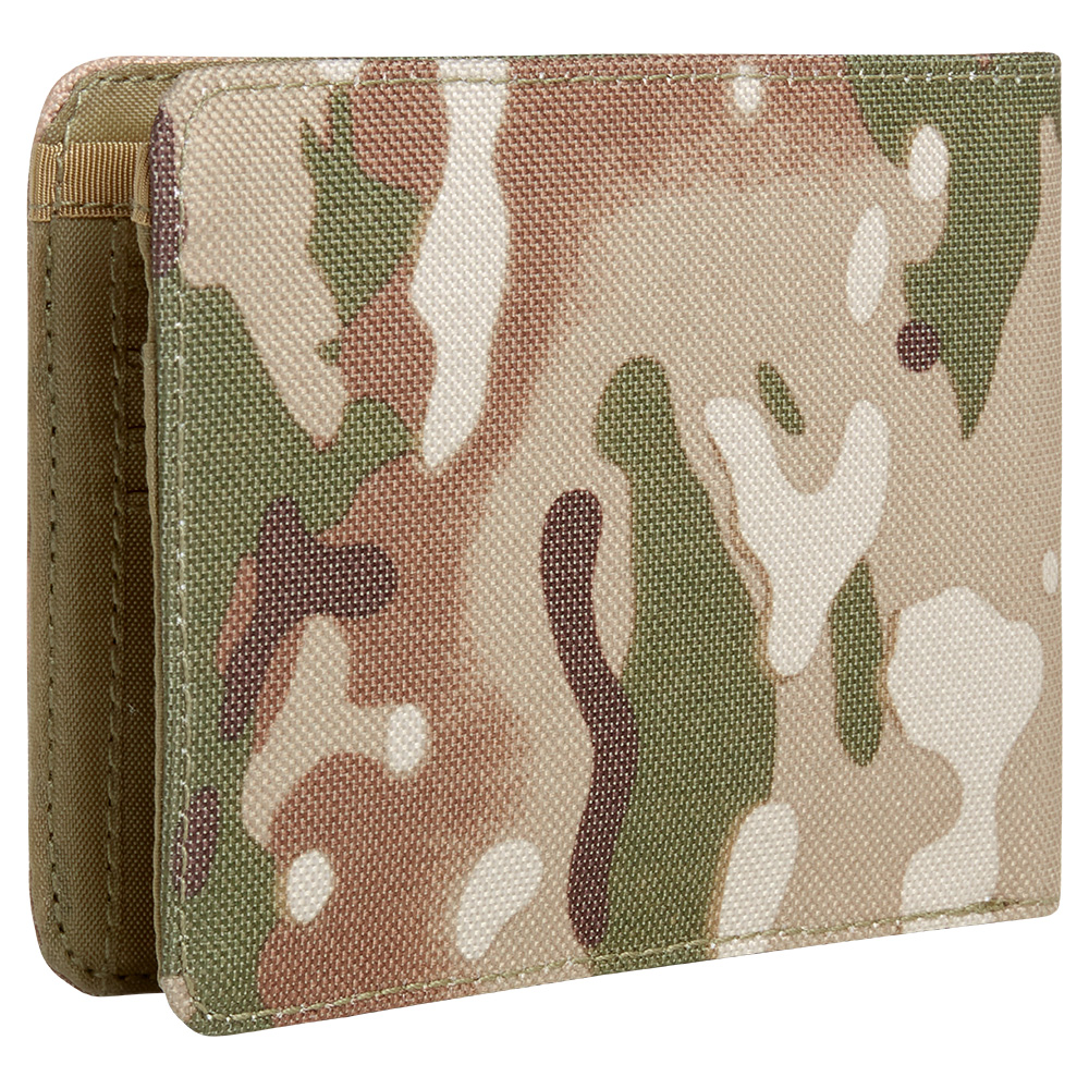 Brandit Geldbörse Wallet Four tactical camo 1