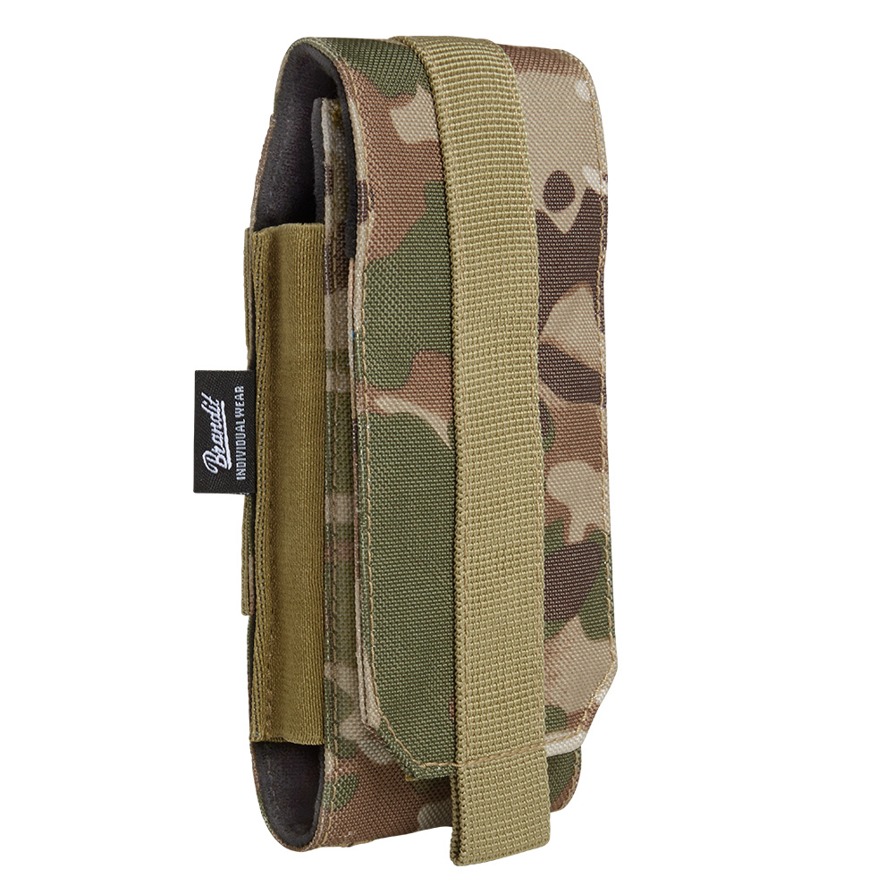 Brandit Handytasche Molle Phone Pouch large tactical camo 0
