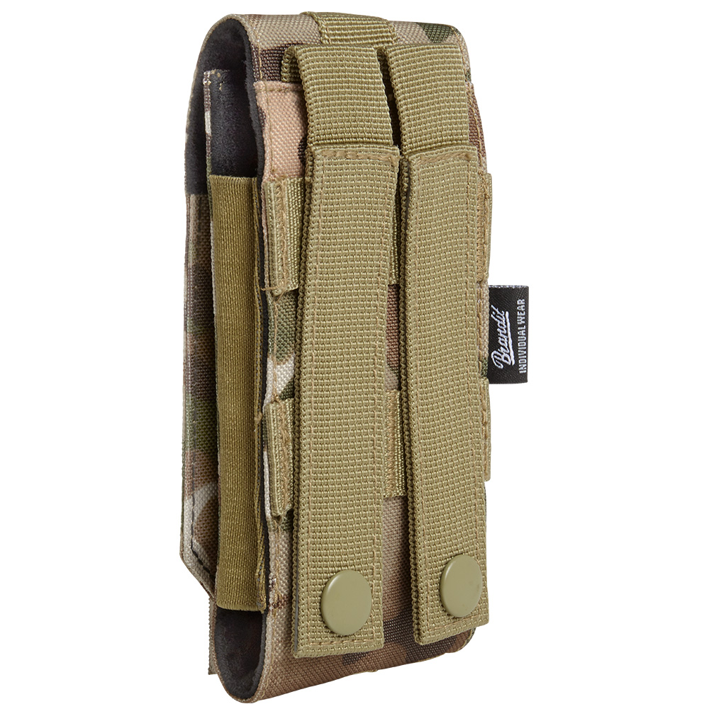 Brandit Handytasche Molle Phone Pouch large tactical camo 1