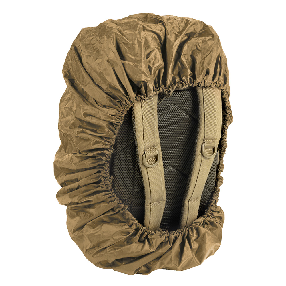 Mil-Tec Rucksackbezug Assault Pack large coyote wasserdicht 1