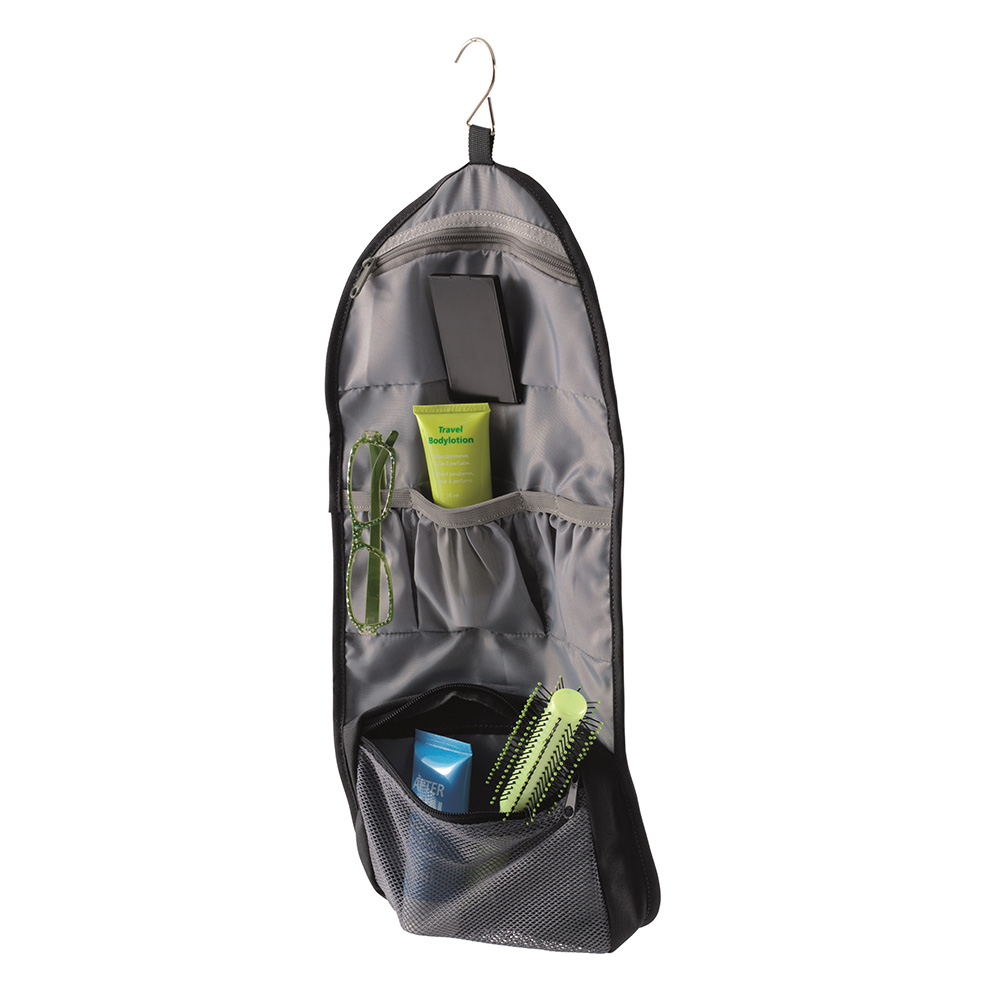 Easy Camp Kulturtasche Small schwarz 1