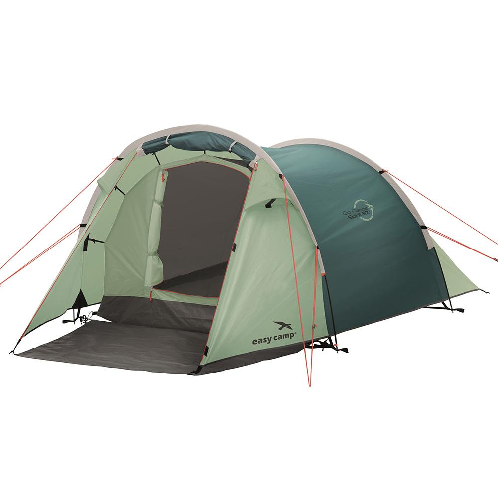 easy camp Spirit 300 Teal Green petrol Campingzelt 3-Personen-Zelt grün
