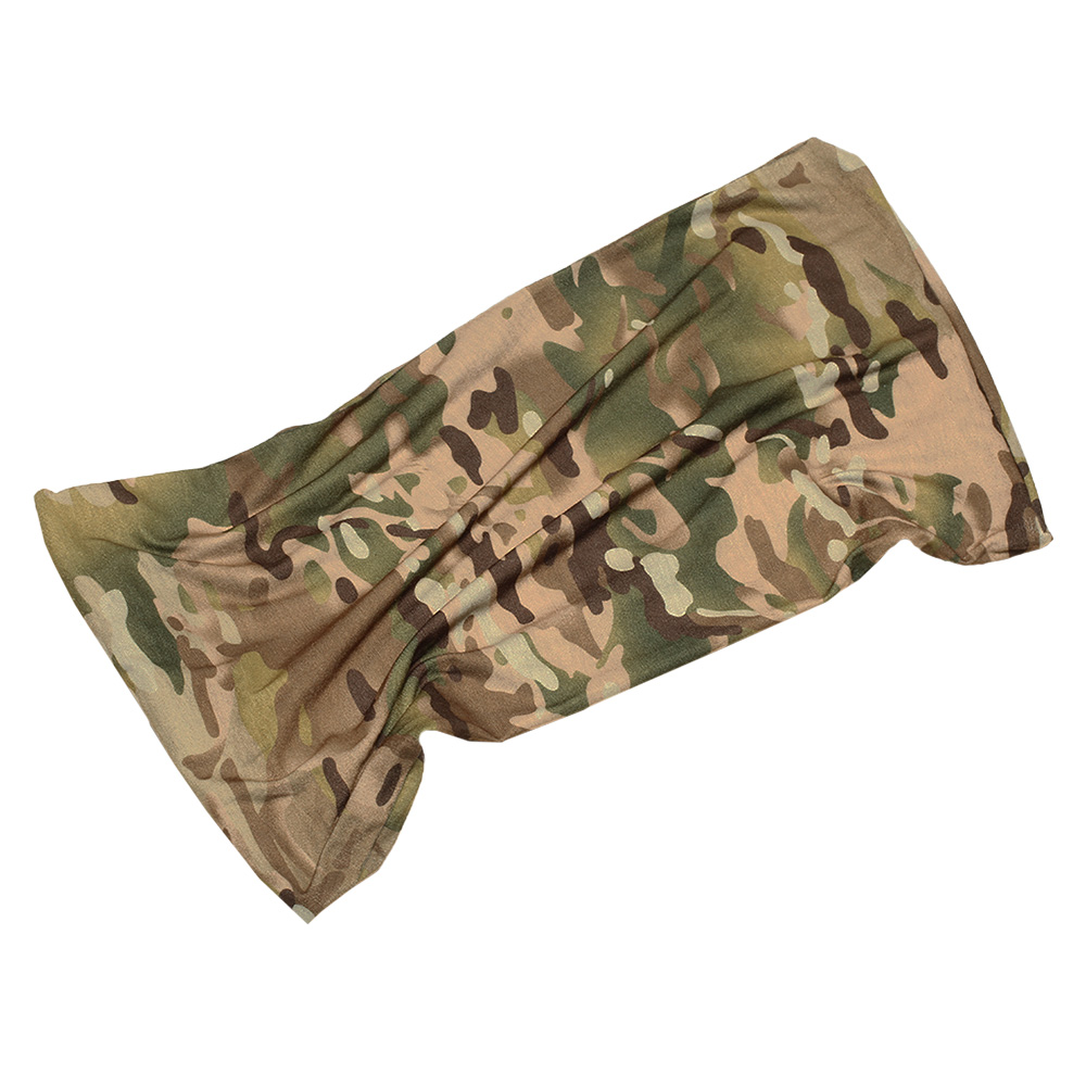 Brandit Herren Multifunktionstuch Tactical Camo 2