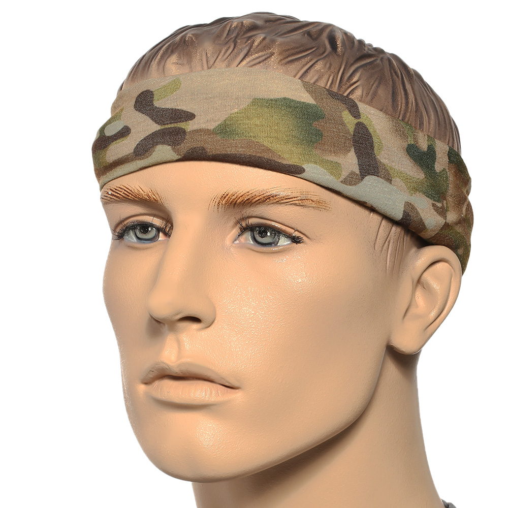 Brandit Herren Multifunktionstuch Tactical Camo 5