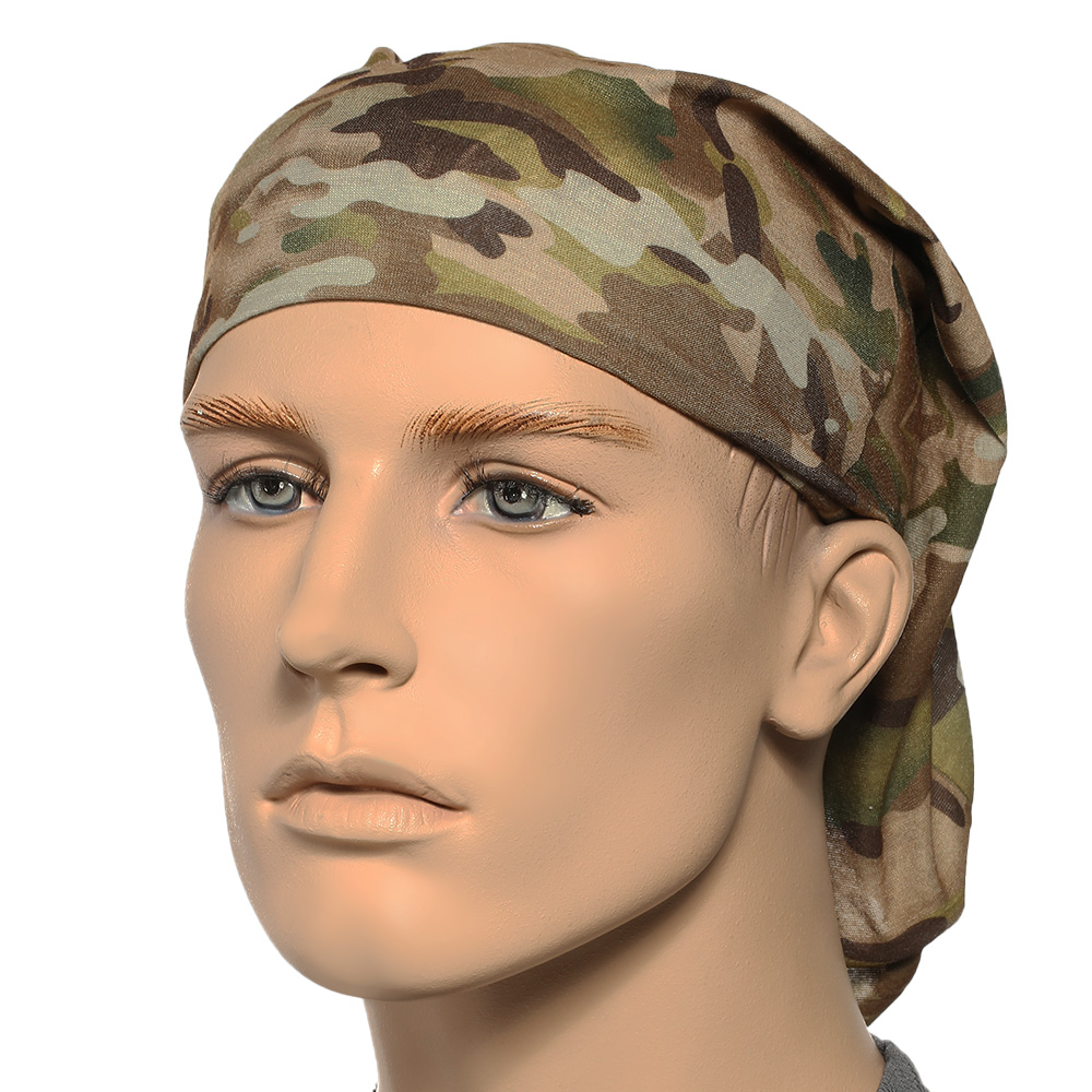 Brandit Herren Multifunktionstuch Tactical Camo 6