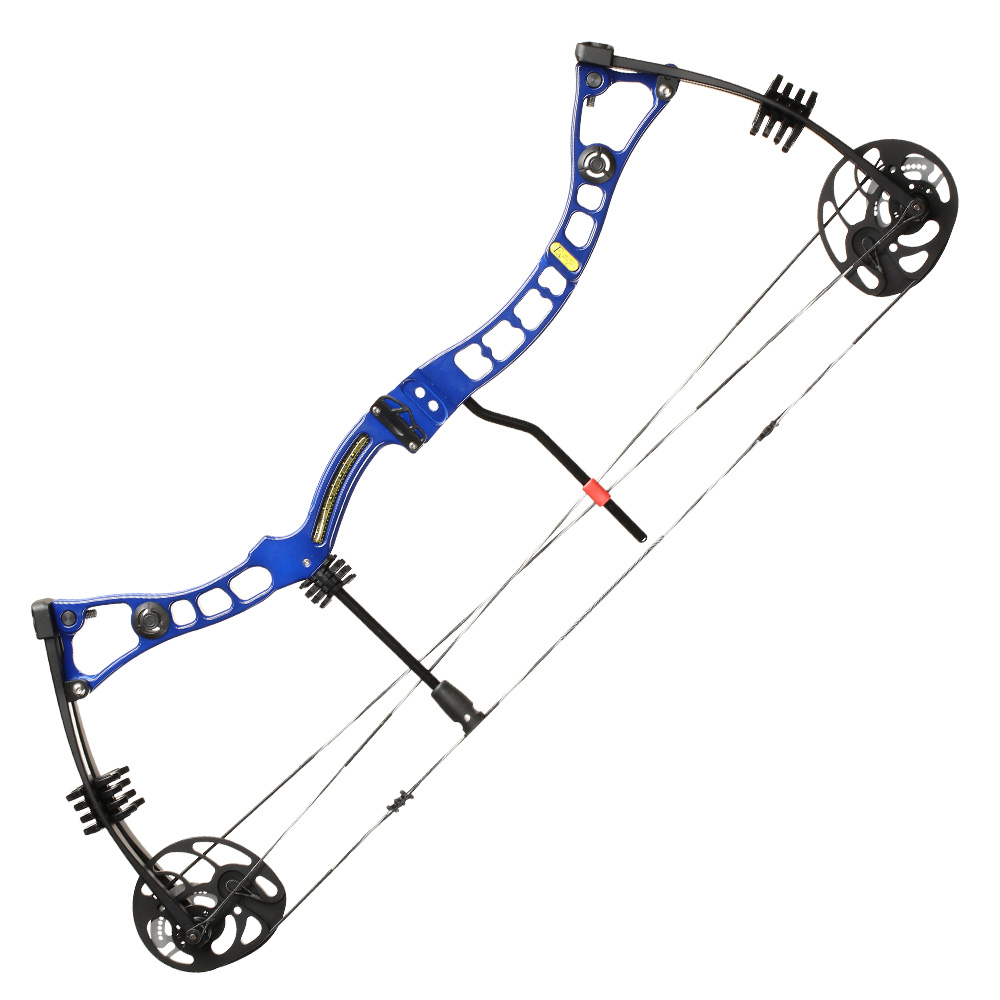 EK Axis Compoundbogen 30-70lbs blau 0
