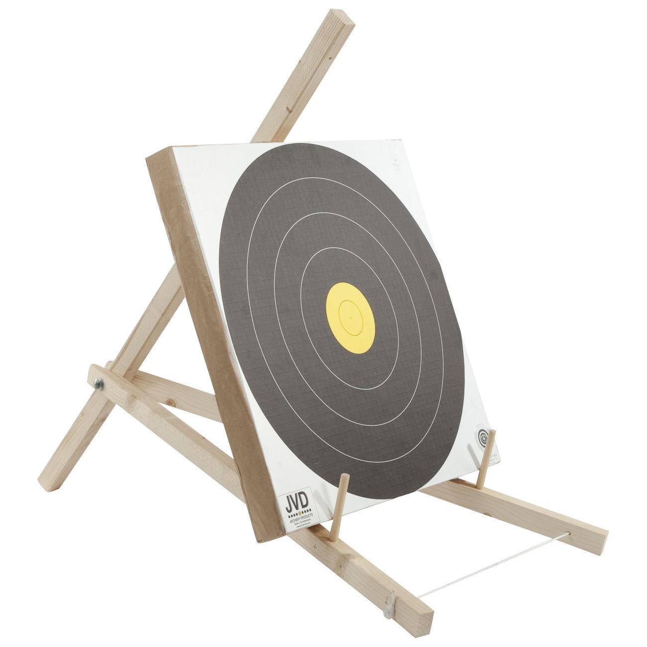 60 Lbs. Zielscheibe ca 80x80cm für Bogen bis ca