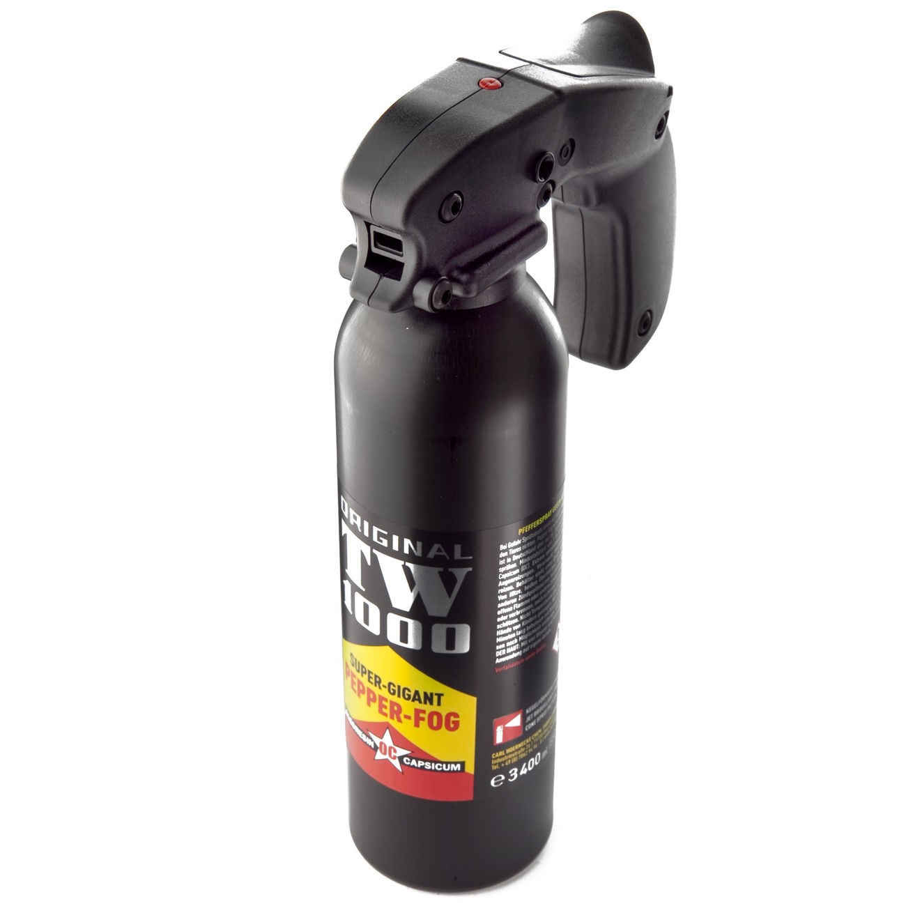 Abwehrspray TW1000 Pfefferspray Super Giant Professional, 400 ml 2