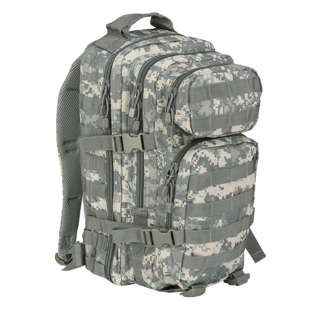 1f5826ad2b02d Mil-Tec Rucksack US Assault Pack I 20 Liter at-digital günstig ...