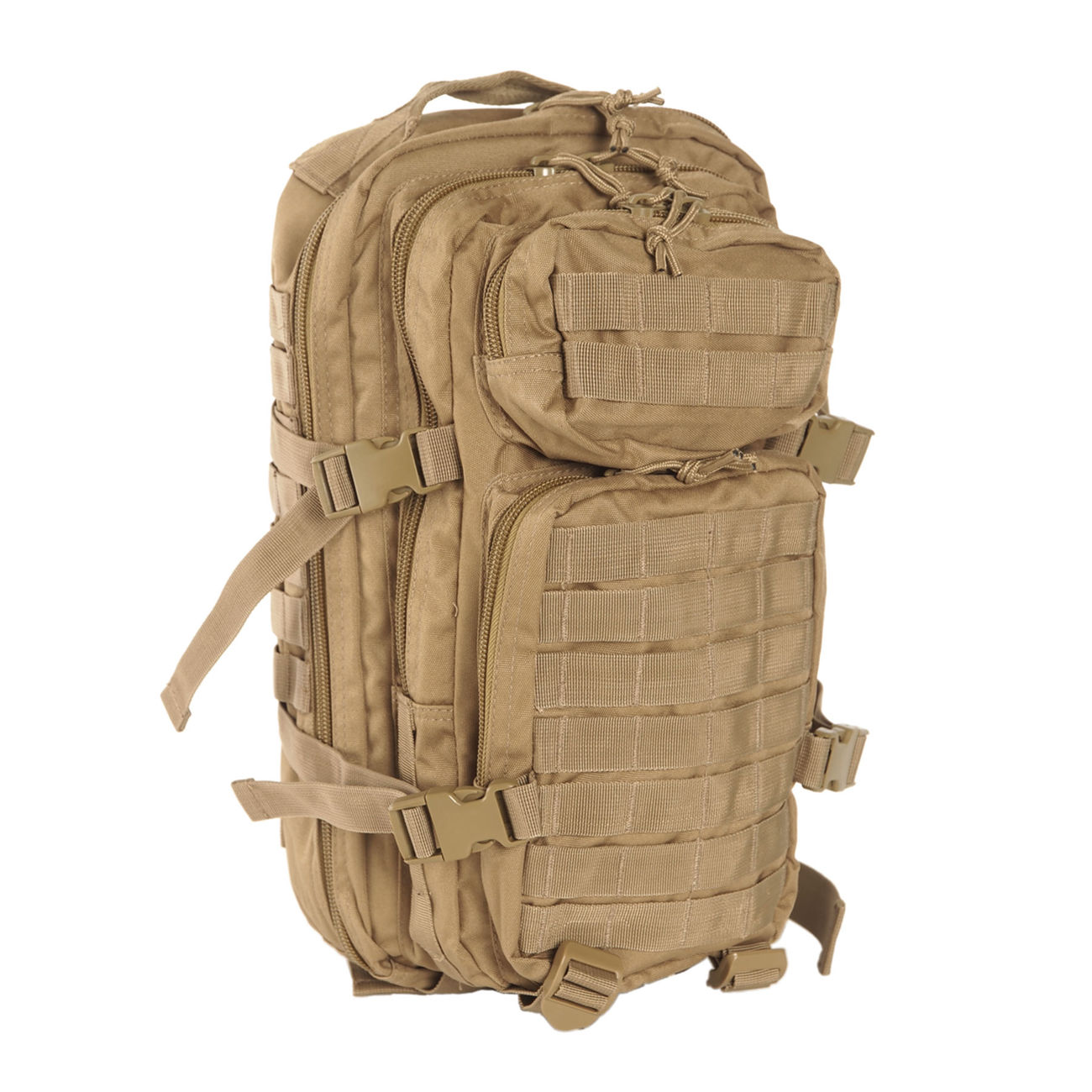 Mil-Tec Rucksack US Assault Pack I 20 Liter coyote 0