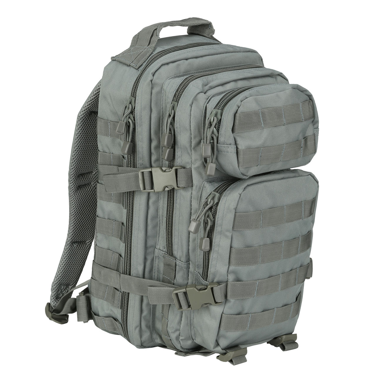 Mil-Tec Rucksack US Assault Pack I 20 Liter foliage 0