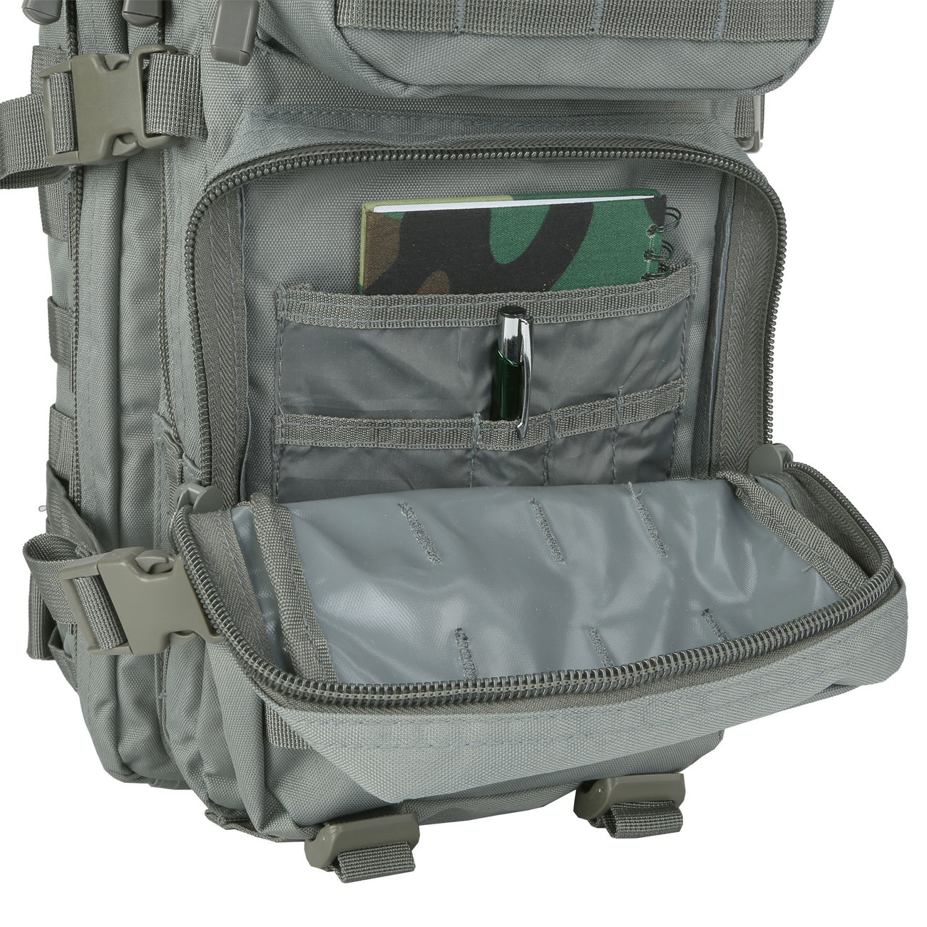 Mil-Tec Rucksack US Assault Pack I 20 Liter foliage 9