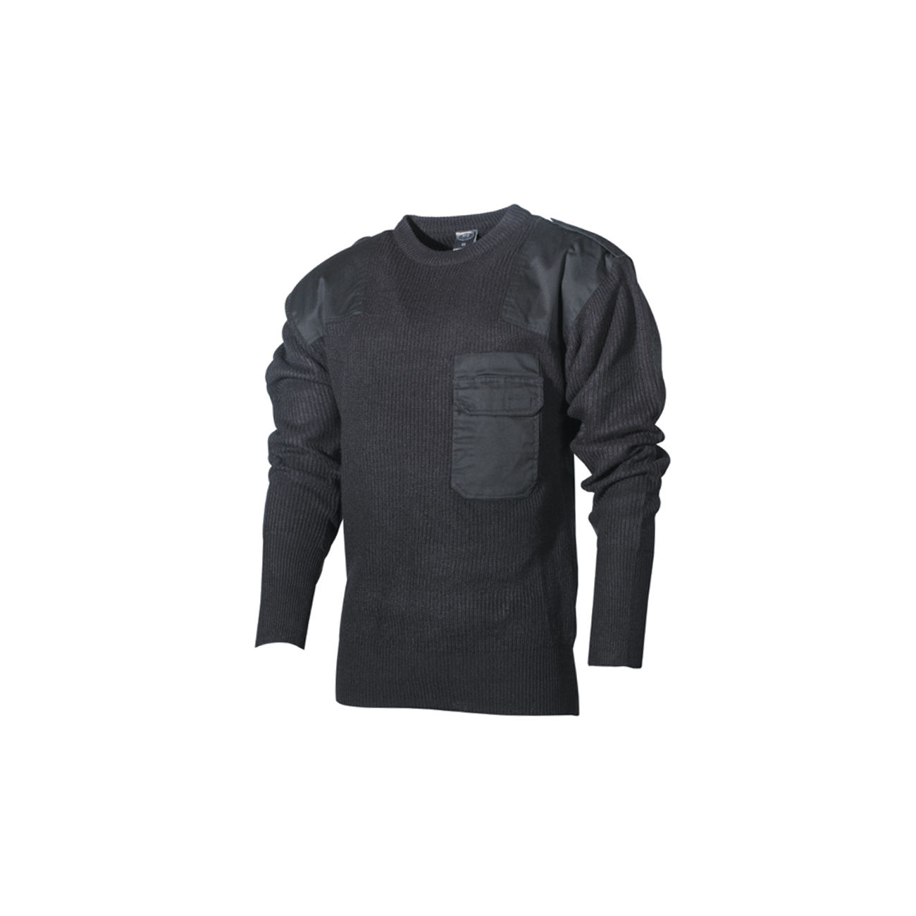 Mil-Tec Pullover BW-Style schwarz 0