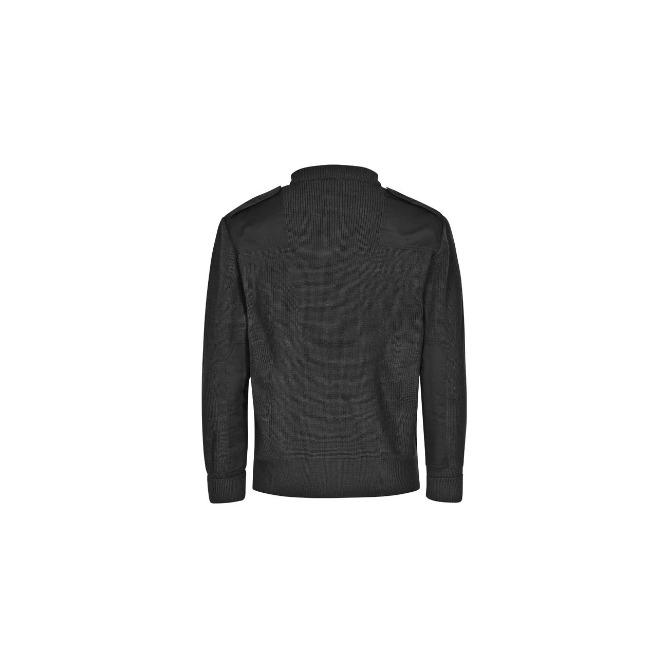 Mil-Tec Pullover BW-Style schwarz 1
