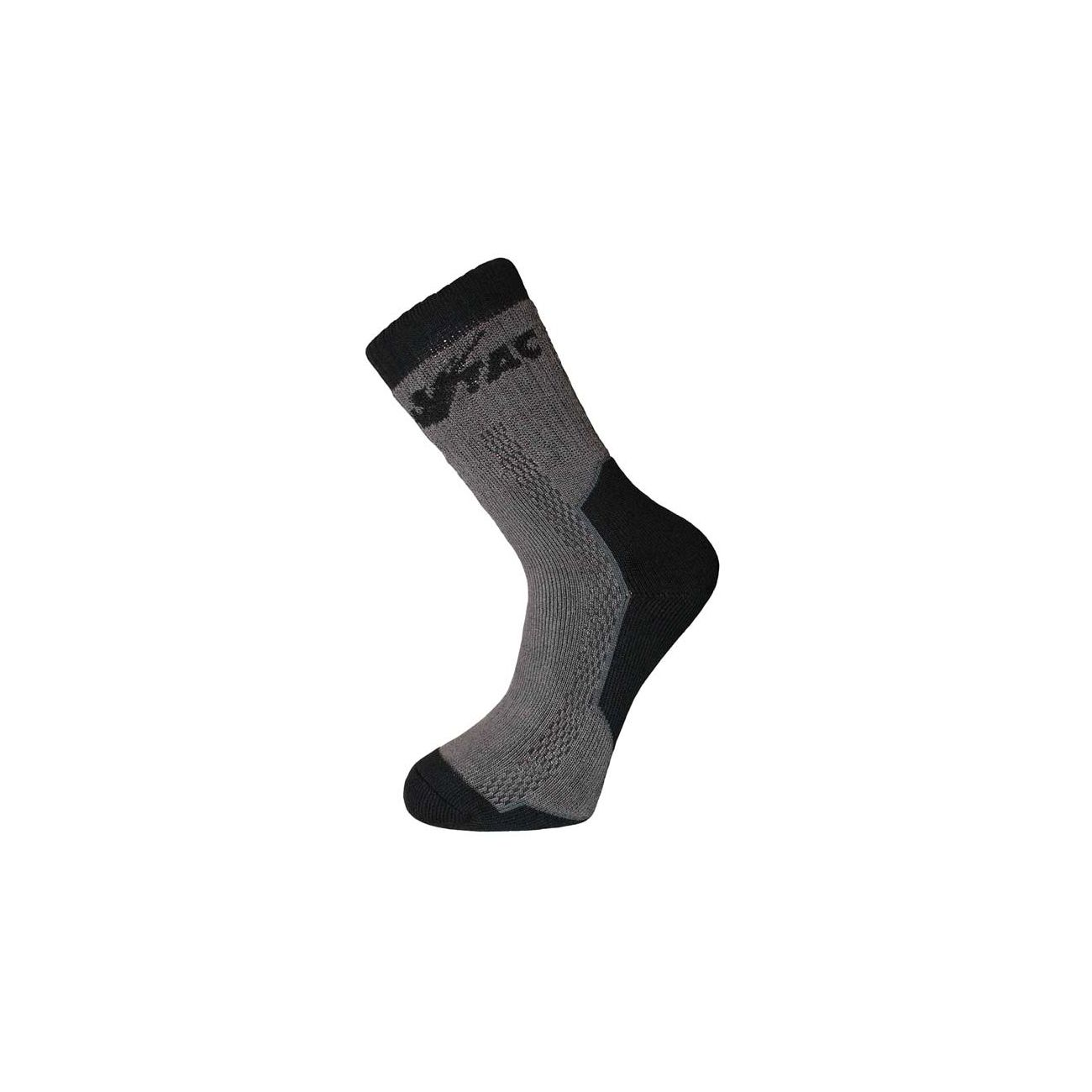 Thermosocken Trooper mit Frotteesohle 0