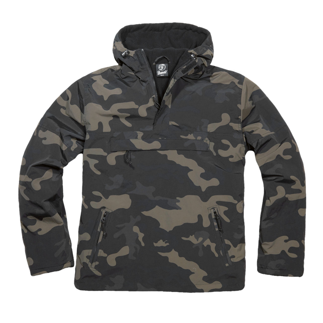 Brandit Windbreaker, darkcamo 0