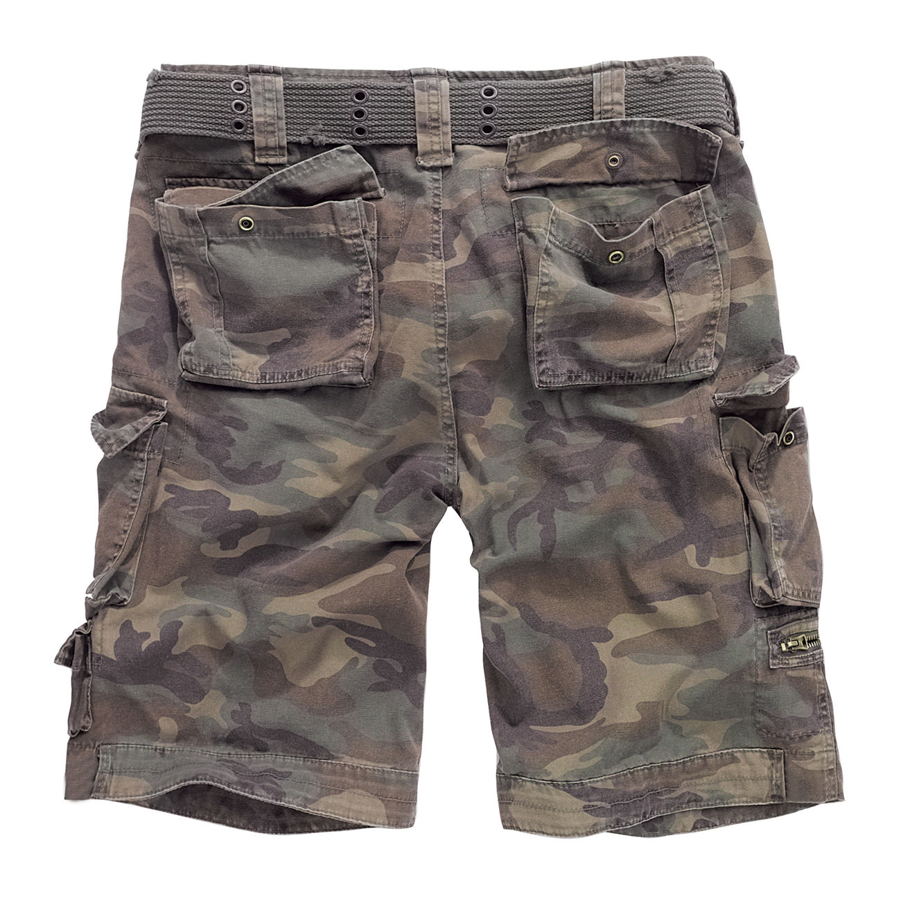 Brandit Savage Vintage Shorts woodland 1
