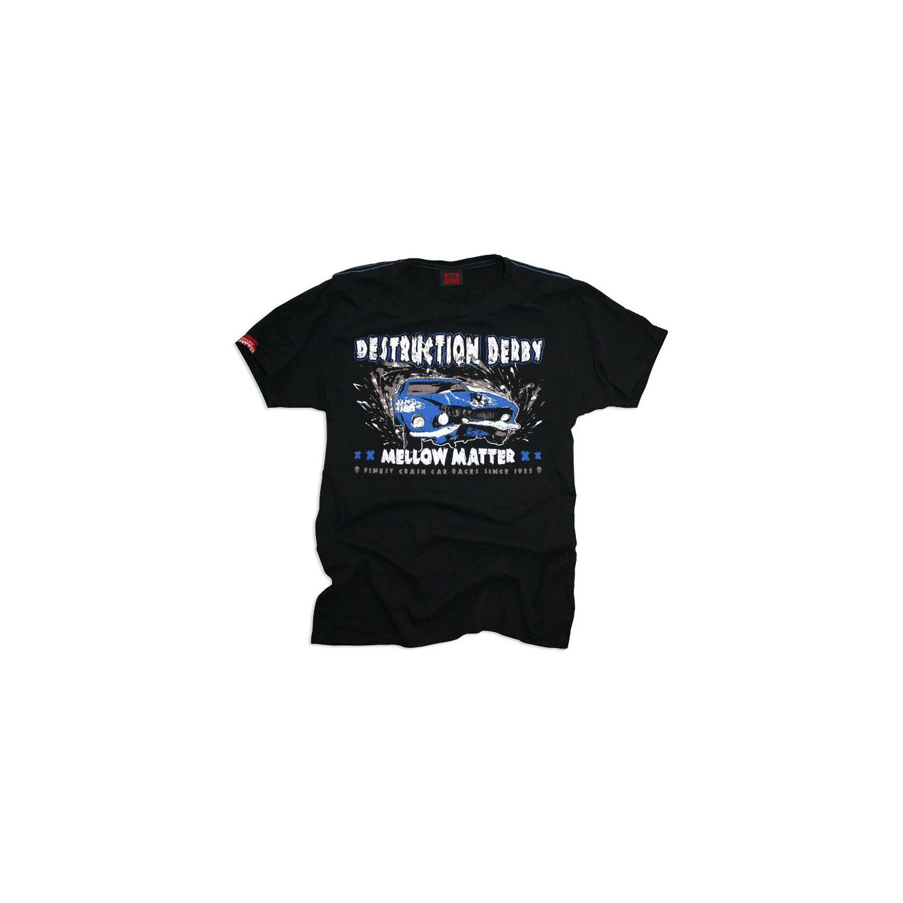 Mellow Matter, Destruction Derby T-Shirt 0