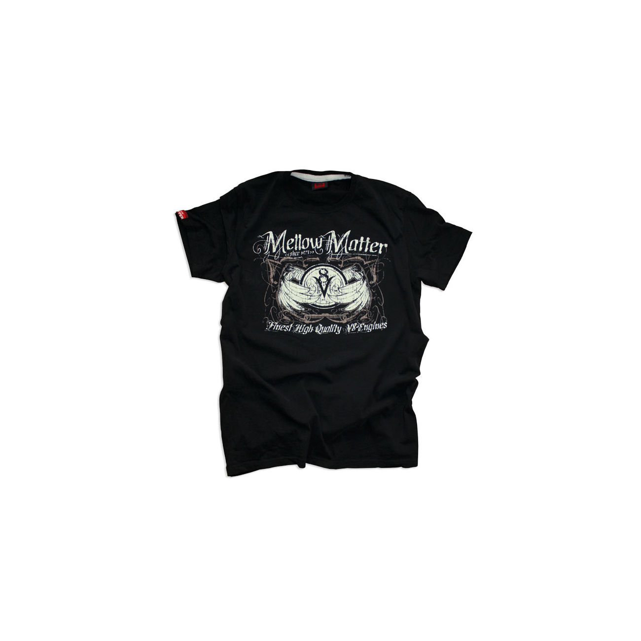 Mellow Matter, V8 Wings T-Shirt 0