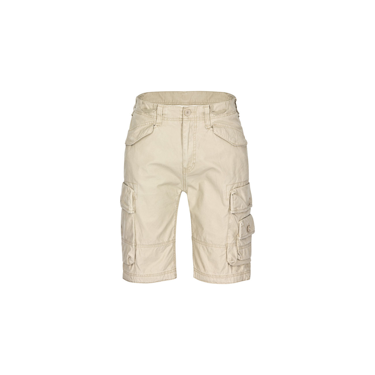 Vintage Industries Shore Short beige 0
