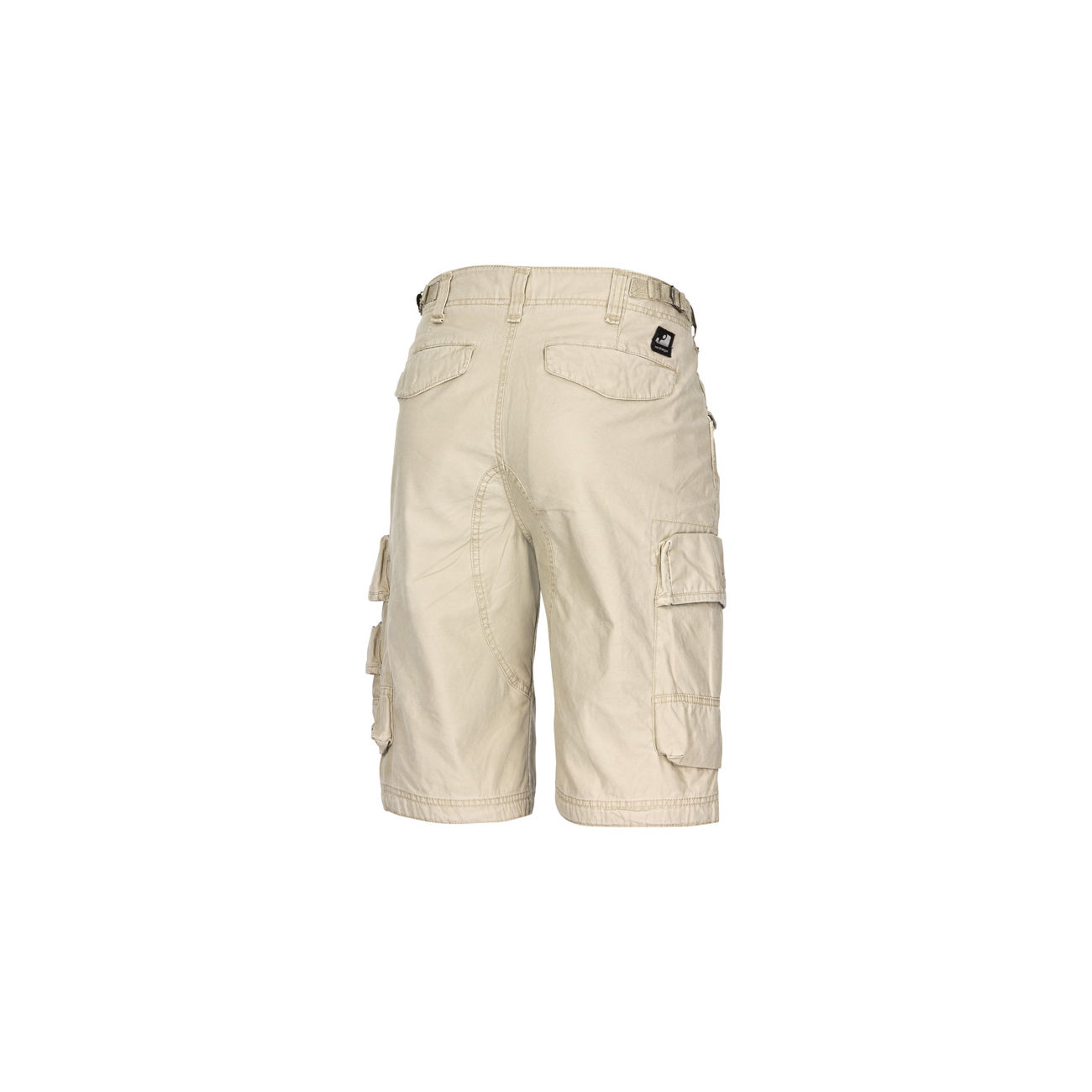 Vintage Industries Shore Short beige 1